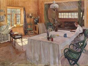 In the House of The by Sergei Arsenyevich Vinogradov