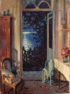 Southern Night, 1915 by Sergei Arsenyevich Vinogradov