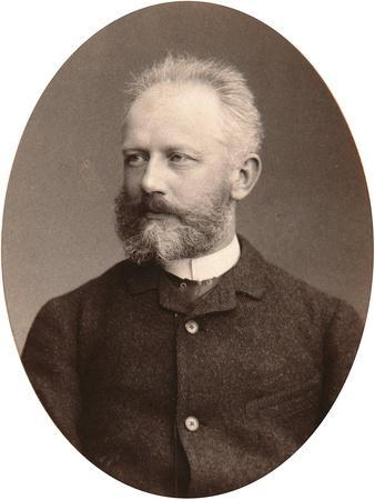 Peter Tchaikovsky, Russian Composer, Late 19th Century