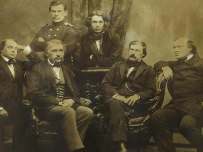 Sovremennik: Ivan Goncharov, Ivan Turgenev, Leo Tolstoy, Dmitri Grigorovich, Alexander Druzhinin