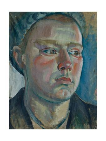 Portrait of K. M. Luppov, 1919