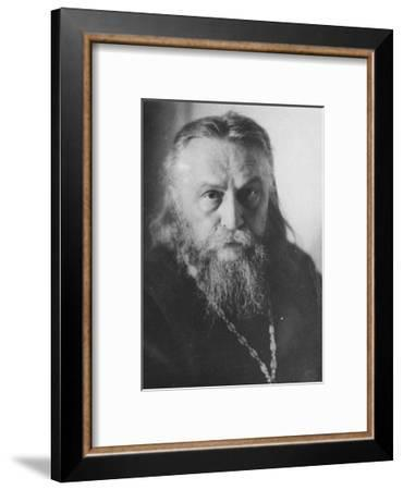 Sergei Nikolaevich Bulgakov (1871-194), End 1920s--Framed Giclee Print