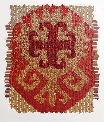 Serghana Wheat-Edward Hansen-Limited Edition