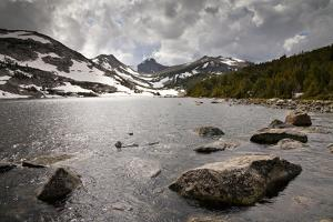 Southern Wind River Range in Wyoming by Sergio Ballivian