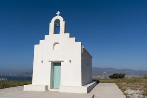 A Small Chapel on Antiparos Island by Sergio Pitamitz