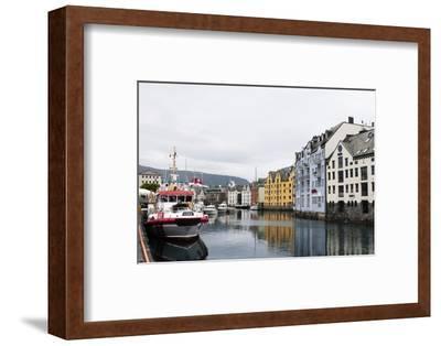 Alesund, Norway, Scandinavia, Europe