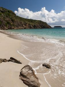 Anse de Grande Saline Beach, St. Barthelemy, West Indies, Caribbean, Central America by Sergio Pitamitz