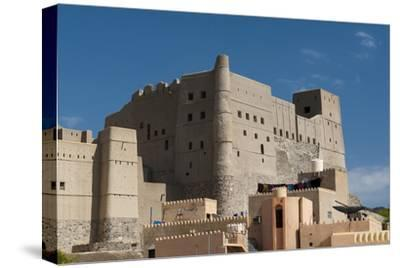 Bahla Fort, UNESCO World Heritage Site, Oman, Middle East