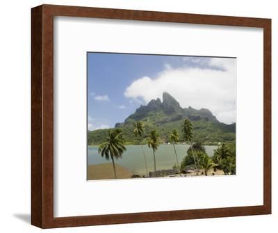 Bora-Bora, Leeward Group, Society Islands, French Polynesia Islands