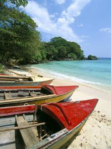 Boston Beach, Port Antonio, Jamaica, West Indies, Central America by Sergio Pitamitz