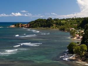 Calibishie, Dominica, West Indies, Caribbean, Central America by Sergio Pitamitz