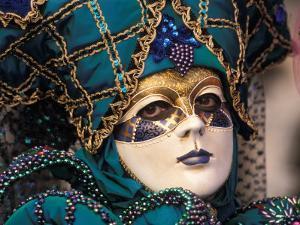 Carnival, Venice, Italy by Sergio Pitamitz