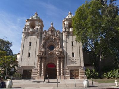 Casa Del Prado, Balboa Park, San Diego, California, United States of America, North America