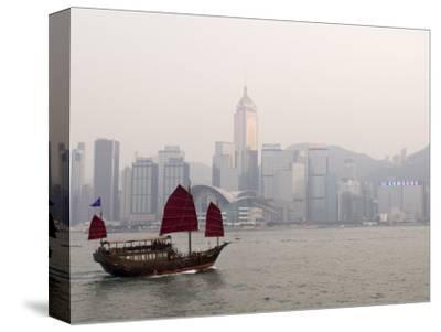 Chinese Junk, Hong Kong, China