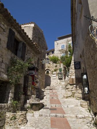 Eze Village, Alpes Maritimes, Provence, Cote d'Azur, France by Sergio Pitamitz