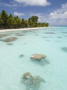 Fakarawa, Tuamotu Archipelago, French Polynesia Islands by Sergio Pitamitz
