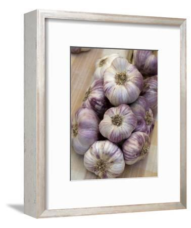 Garlic, Moustiers-Sainte-Marie, Provence, France