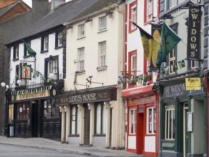 High Street, Kilkenny, County Kilkenny, Leinster, Republic of Ireland (Eire) by Sergio Pitamitz