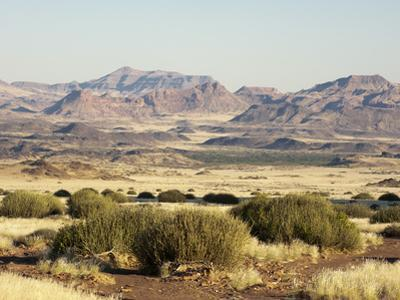 Huab River Valley, Torra Conservancy, Damaraland, Namibia, Africa