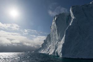 Icebergs in Ilulissat Icefjord, an UNESCO World Heritage Site by Sergio Pitamitz
