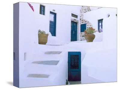 Imerovigli, Island of Santorini (Thira), Cyclades Islands, Aegean, Greek Islands, Greece, Europe