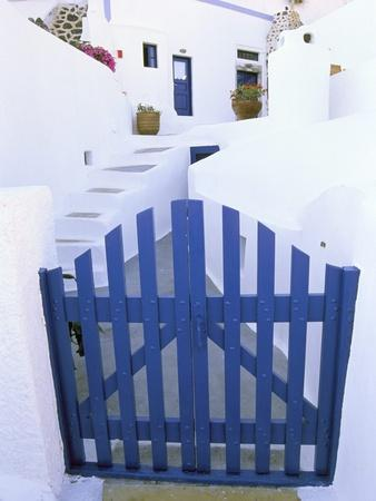 Imerovigli, Island of Santorini (Thira), Cyclades Islands, Aegean, Greek Islands, Greece, Europe