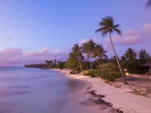 Le Maitai Dream Hotel, Fakarawa, Tuamotu Archipelago, French Polynesia Islands by Sergio Pitamitz