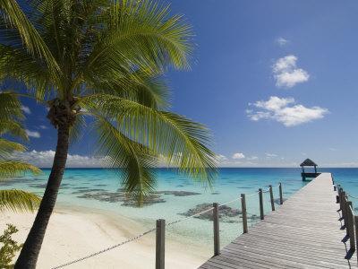 Le Maitai Dream Hotel, Fakarawa, Tuamotu Archipelago, French Polynesia, Pacific Islands, Pacific