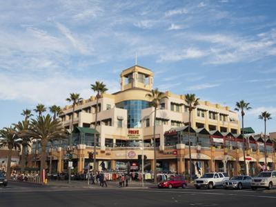 Main Street, Huntington Beach, California, United States of America, North America by Sergio Pitamitz