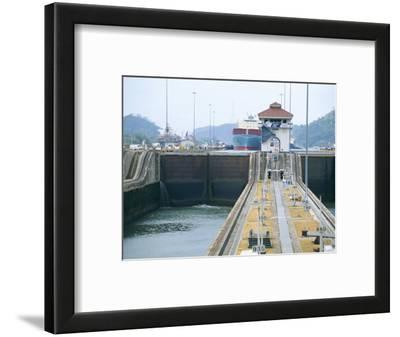 Miraflores Locks, Panama Canal, Panama, Central America