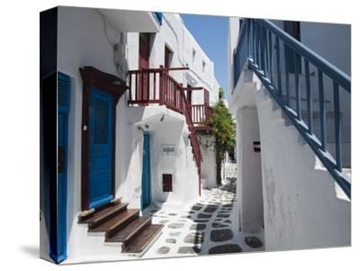 Mykonos Town, Chora, Mykonos, Cyclades, Greek Islands, Greece, Europe