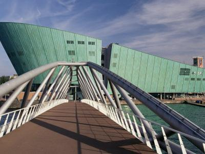 New Metropolis Science and Technology Centre, Designed by Renzo Piano, Amsterdam, the Netherlands