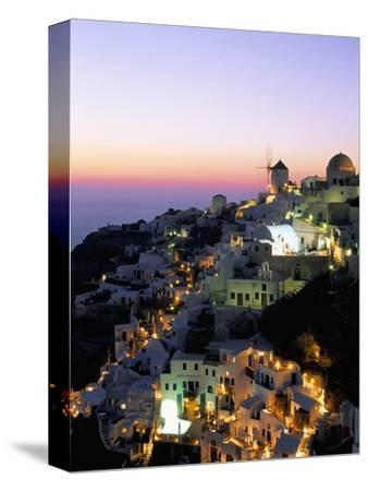 Oia (Ia), Island of Santorini (Thira), Cyclades Islands,Aegean, Greek Islands, Greece, Europe