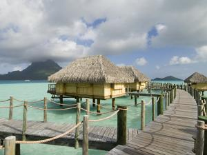 Pearl Beach Resort, Bora-Bora, French Polynesia by Sergio Pitamitz