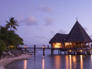 Pearl Beach Resort, Tikehau, Tuamotu Archipelago, French Polynesia Islands by Sergio Pitamitz
