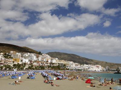 Playa De Las Americas, Tenerife, Canary Islands, Spain, Atlantic