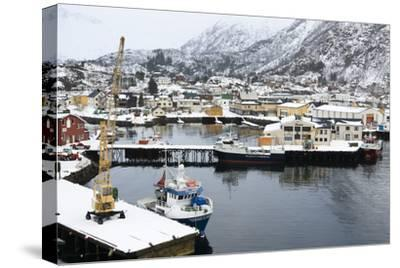 Svolvaer, Lofoten Islands, Nordland, Arctic, Norway, Scandinavia