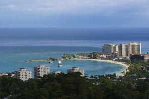 Turtle Beach, Ocho Rios, Jamaica, West Indies, Caribbean, Central America by Sergio Pitamitz