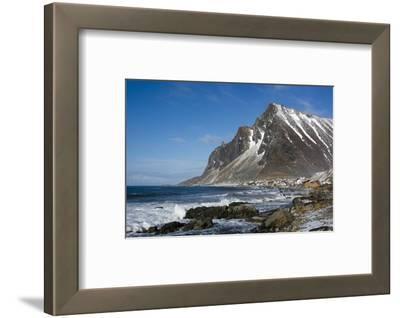 Vikten, Lofoten Islands, Arctic, Norway, Scandinavia