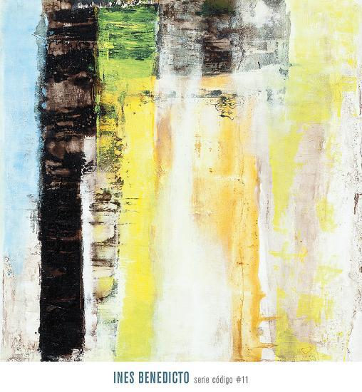 Serie Código #11-Ines Benedicto-Art Print