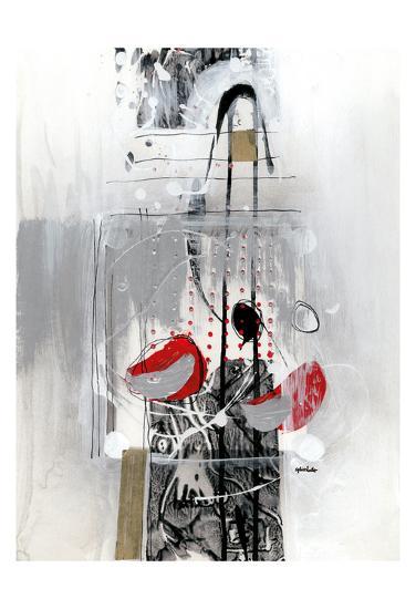 Série Dorure 9-Sylvie Cloutier-Art Print