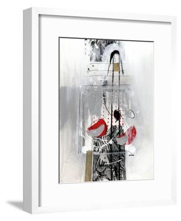 Série Dorure 9-Sylvie Cloutier-Framed Art Print