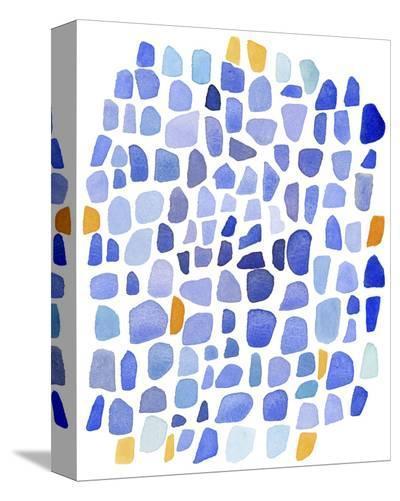 Series Collected No. I-Louise van Terheijden-Stretched Canvas Print