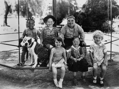 Series the Little Rascals/Our Gang Comedies, C. Late 1920S--Photo