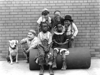 Series the Little Rascals/Our Gang Comedies, Late 1920S--Photo
