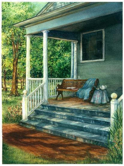 Serinity-Sher Sester-Giclee Print