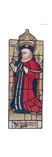 'Serjeants at Law. (Long Melford Church, Suffolk)', 1903-Unknown-Giclee Print