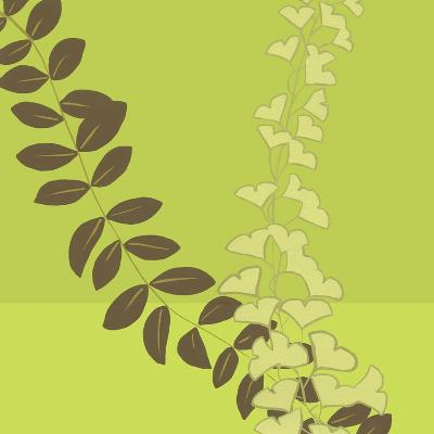 Serpentine Vines I-Erica J^ Vess-Art Print