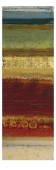 Serrate II-Selina Werbelow-Premium Giclee Print