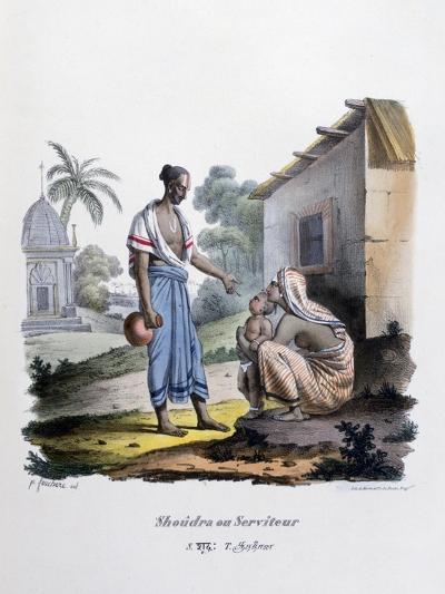 Servant, 1828- Marlet et Cie-Giclee Print